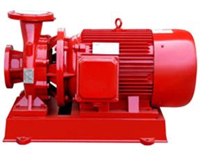 卧式单级消防泵